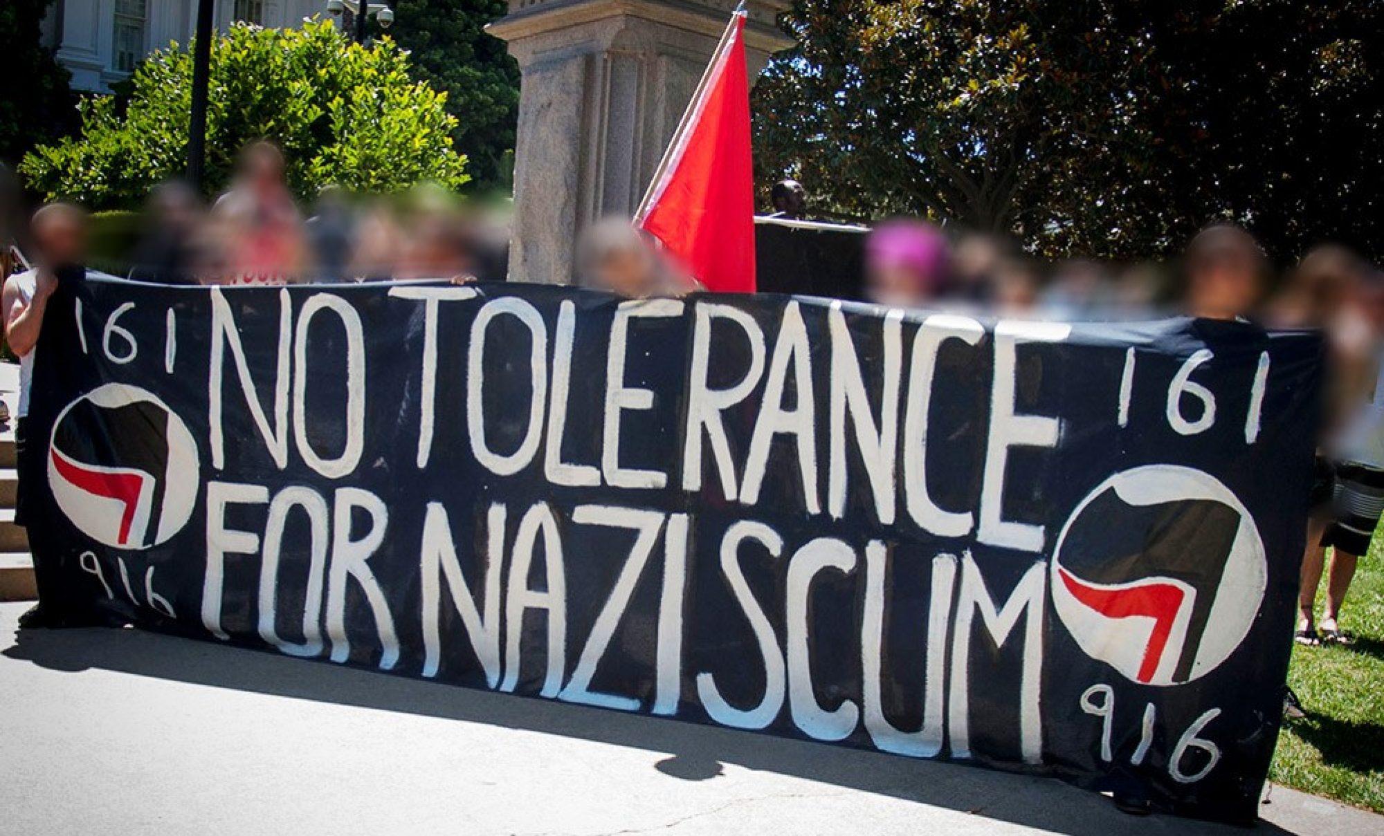 Antifa Sacramento